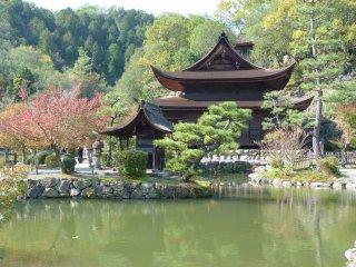 Le Kannon-do trésor national