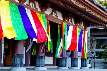 Viếng thăm đền Hasedera, Kamakura