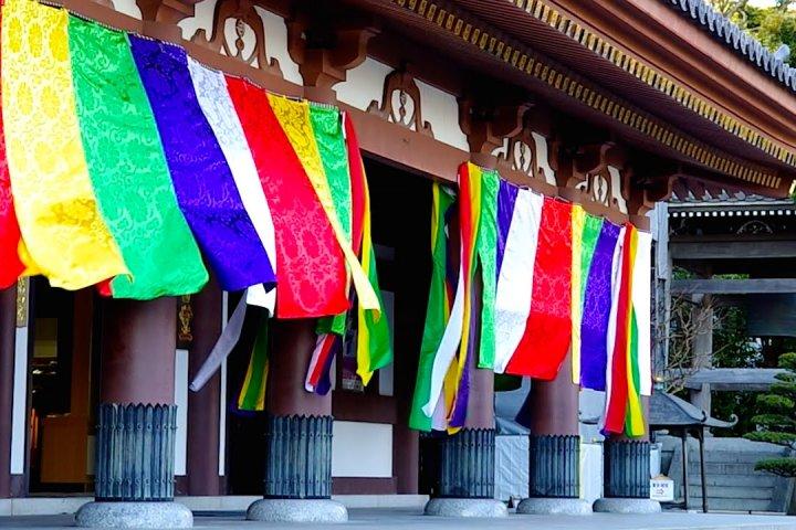 Экскурсия в храм Хасэдэра, Камакура