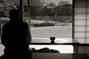 <p>Inside the teahouse where one can refresh their mind, body and soul</p>