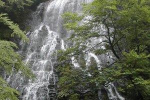 Soryu (Twin Dragon) Waterfall