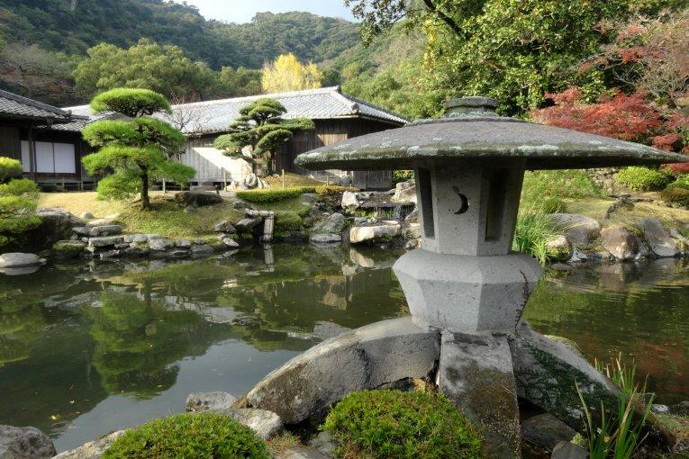 Le Jardin Sengan-en à Kagoshima