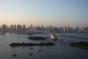 Самый лучший вид Токио