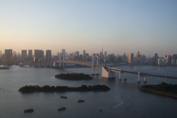 <p>Tokyo at its scenic finest</p>
