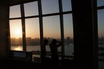 <p>Looking at Tokyo</p>