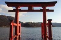 Hồ Ashino-ko vùng Hakone