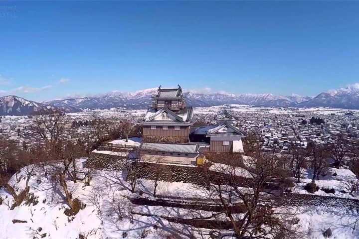 Ono Castle, the Castle in the Sky
