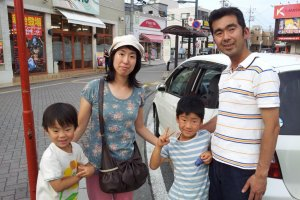 Ini adalah tipe orang-orang yang dapat tinggal bersama anda di Jepang