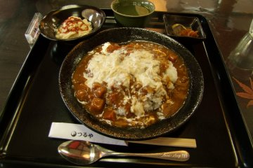 <p>Yuba curry</p>