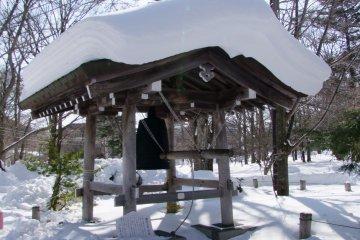 <p>Quiet in winter</p>