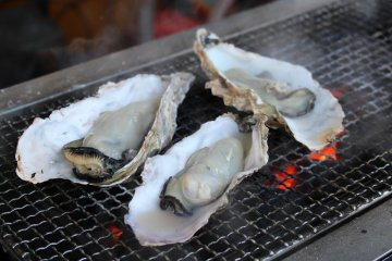 ตลาดปลาชิโอะงะมะ (Shiogama )