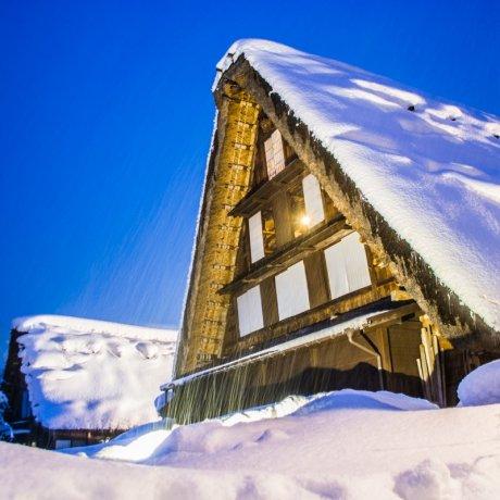 Tur Cerita Dongeng Musim Dingin: Shirakawa-Go