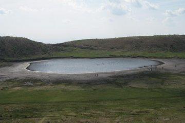 쿠사센리 연못