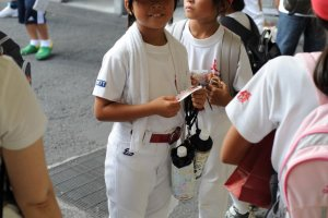 She is the next generation of Koshien