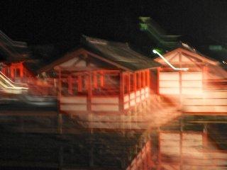 Gorgeous Itsukushima Shrine, and Daisho-in Temple