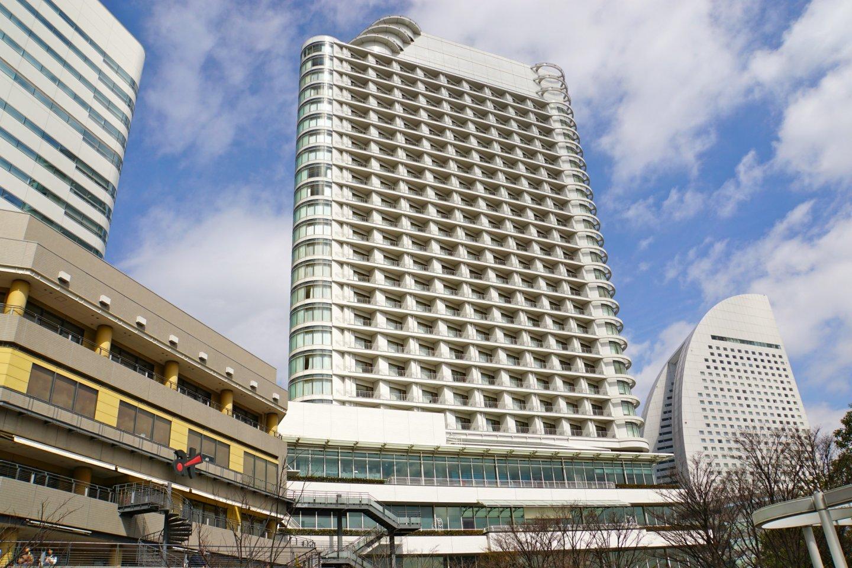 The Yokohama Bay Hotel Tokyu is located in the heart of Minato Mirai 21