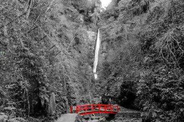 Shasui Waterfall