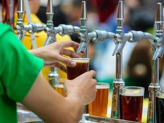 ENCORE de la bière