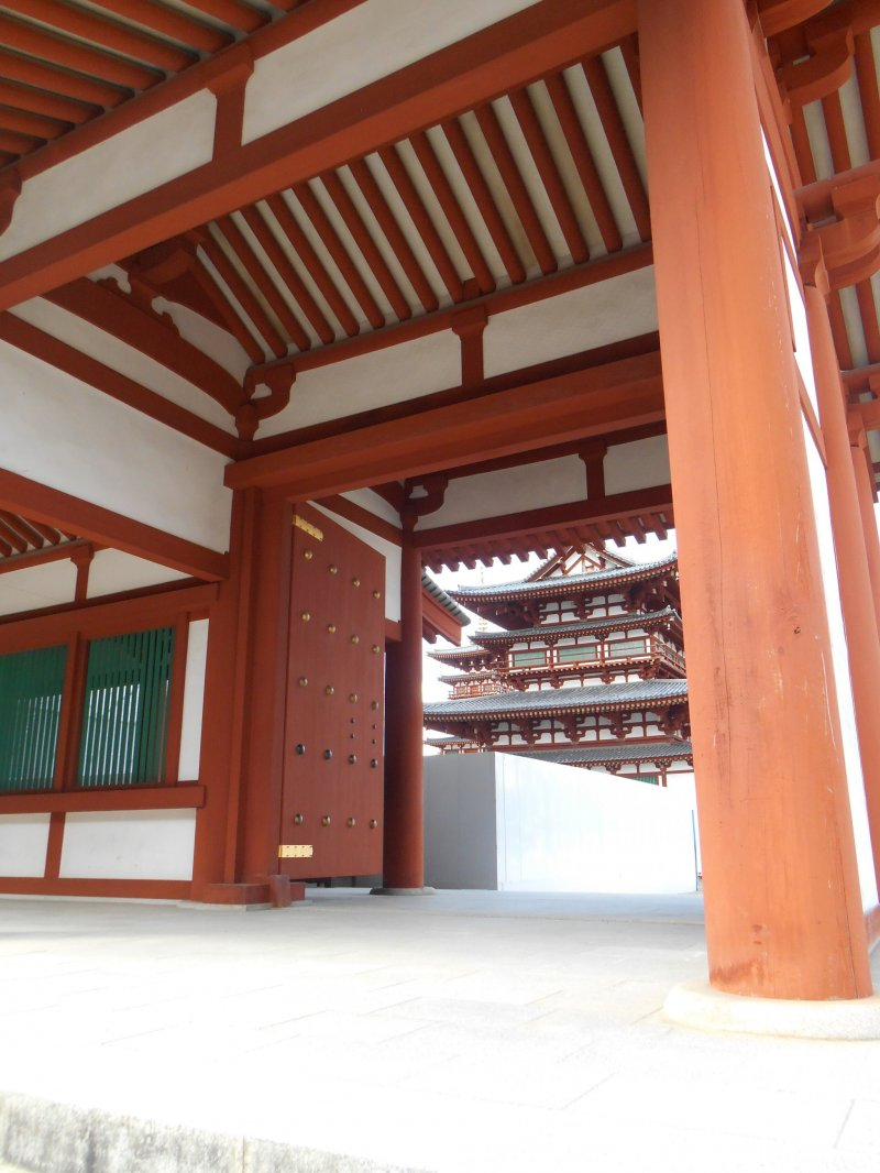 <p>In 718, when Nara became the new Capital of the country, the temple was moved from Asuka to its current location.</p>