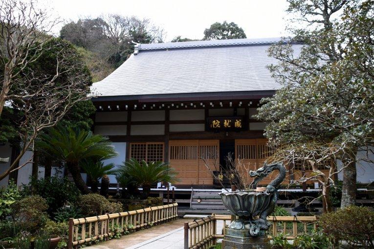 Kuil Jojuin, Kamakura