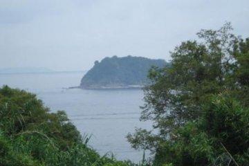 Обзорный вид с Химакадзимы