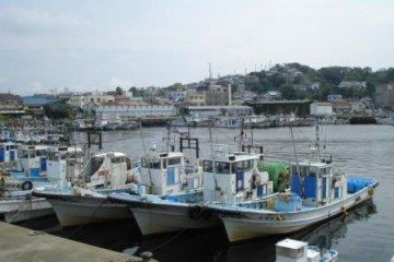 Порт на Синодзиме