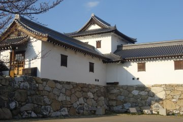 <p>A number of the castle&#39;s outbuildings have also been reconstructed and host interesting displays</p>
