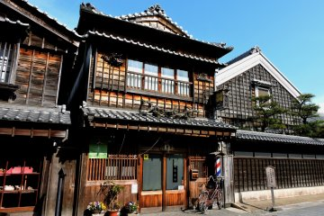 Go Souvenir Shopping in Old Japan
