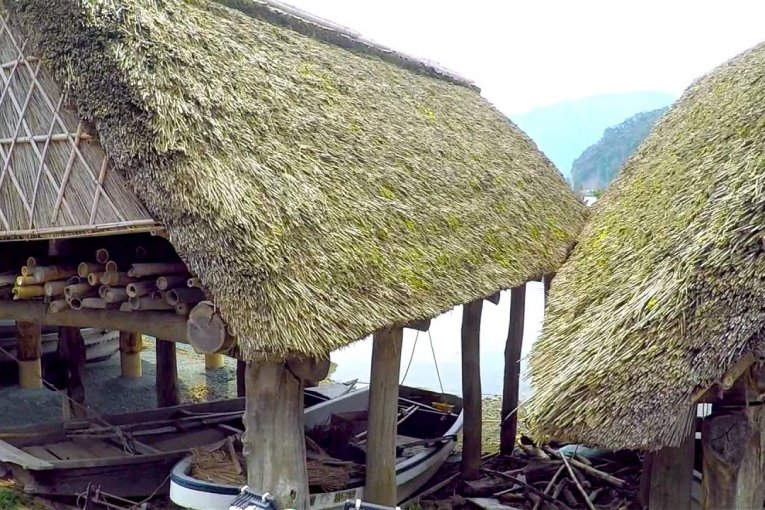Nhà Thuyền Xinh Xắn Gần Hồ Mikata