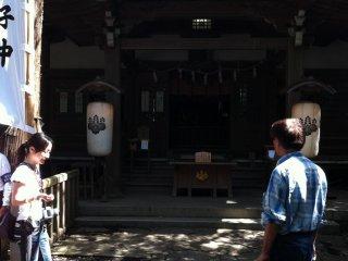 Đền Takeshima, một trong bảy ngôi đền Benten của Nhật