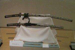 Japanese sword, Bizen Osafune Sword Museum, Okayama