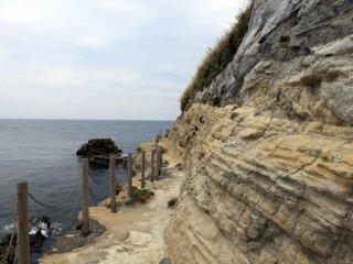 The Shimoda coast line boasts some great coastal walks too