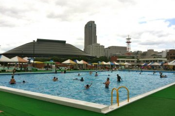 Central Park Family Pool