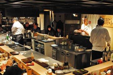 Torikou, Yakitori Restaurant