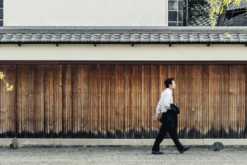 <p>A walk through the Bikan Quarter is just what the doctor ordered for this salaryman. After you walk through for yourself, you&#39;ll understand why!</p>