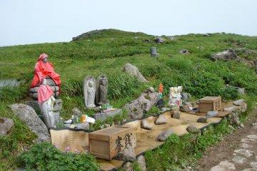 Dewa Sanzan Sacred Mountain