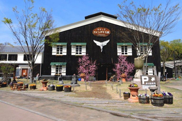 Budo-Kobo Wineglass Hall