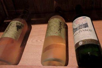 Tour of Manns Wines in Katsunuma