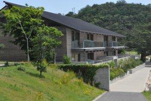 Tadao Ando's Beach House residence