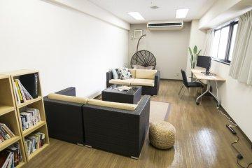 <p>3层的休闲室。</p>
