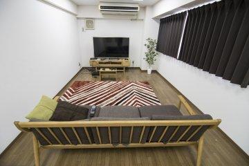 <p>6层的电影播放室。</p>