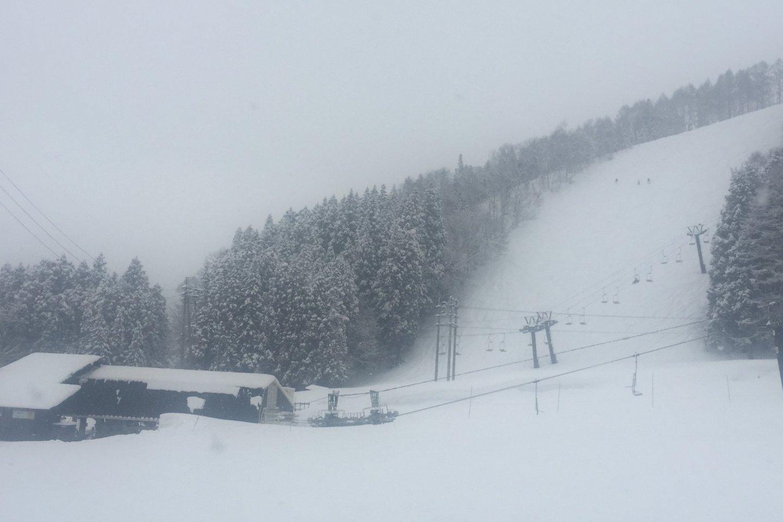 nozawa onsen ski town มาแล้วรับลองว่าจะอยากสกี