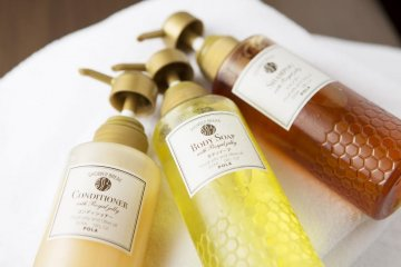 High quality, aromatic shampoo and conditioner