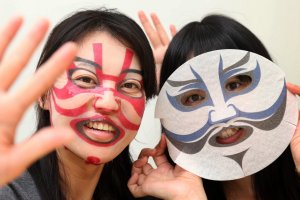 Try out the Kabuki Face Packs