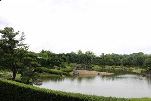 日本庭園「花田苑」