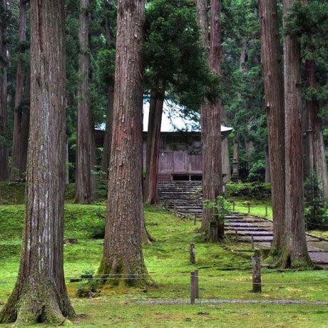 헤이센지 하쿠산 사원