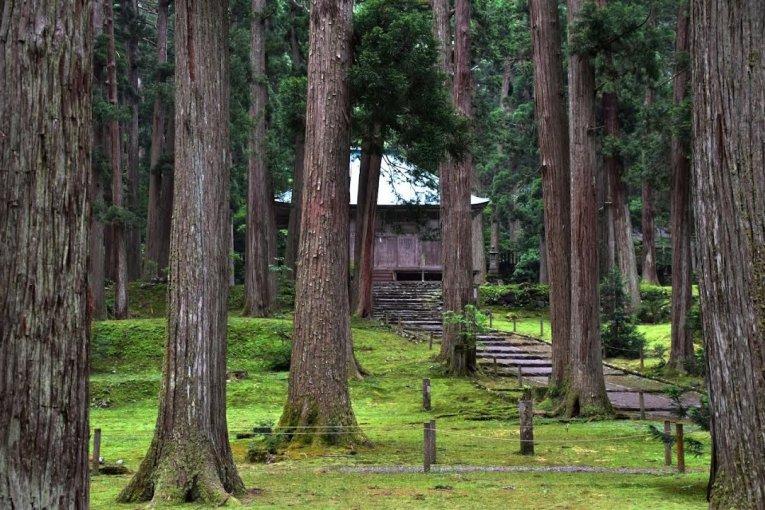 Đền Heisenji Hakusan