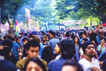 Le Salsa Street Festival de Yoyogi