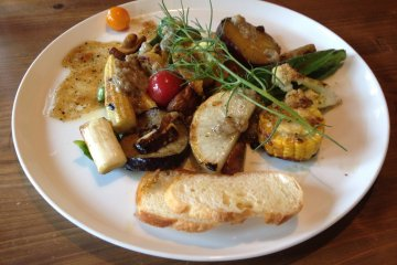 <p>Bagna Cauda *Highly Recommended*</p>