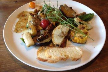Tochigi's Farm-to-Table Restaurant
